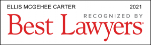 Ellis Carter Recognized as Best Lawyers 2021